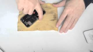 iPhone 4 4S замена зарядного гнезда (нижнего шлейфа, разъема док-станции)(, 2015-12-03T12:25:54.000Z)