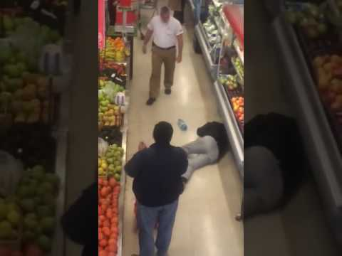Cliente agredido en