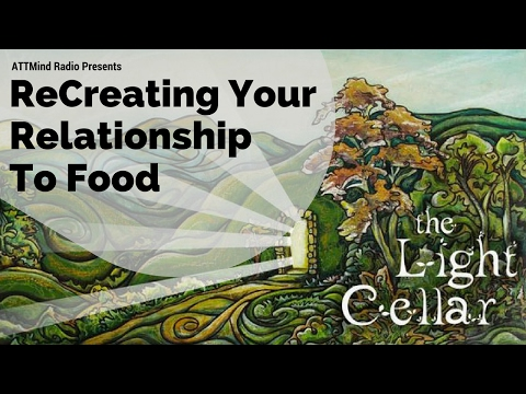 Recreating Your Relationship With Food w/ Malcolm Saunders ~  ATTMind Ep.38