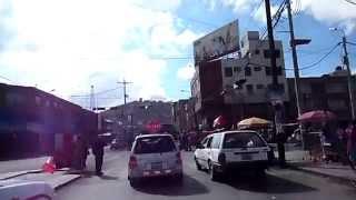 Puno Peru, sul Triciclo Taxi in giro per le Strade di Puno
