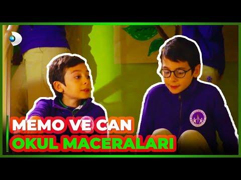 Memo ve Can'ın OKUL MACERALARI - İkizler Memo-Can Özel Sahneler