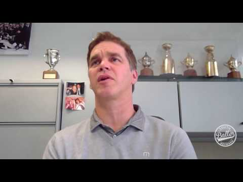 Luc Robitaille Full Interview - YBN Episode #3