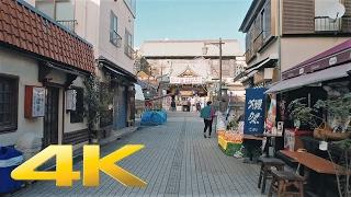 Walking around Monzennakacho and Fukagawa, Tokyo. [guide] 02:45~ Ni...