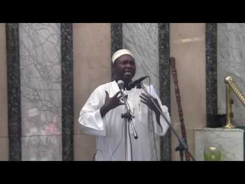 The importance of practicing the Quran in our daily lives - Sh. Ahmad Khassim