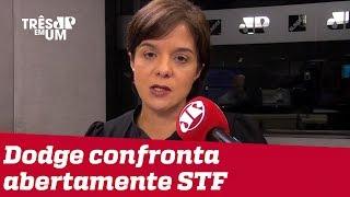 #VeraMagalhães: Dodge confronta abertamente decisão do STF