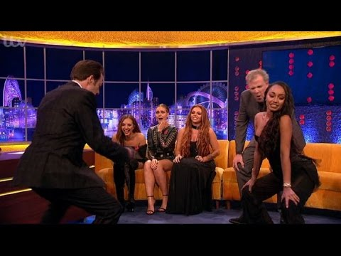 Little Mix Interview (Jonathan Ross Show) 12th Nov 2016
