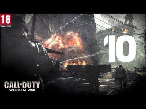 Call of Duty World At War PC (2008) Español #10# Desalojo 🔫 Campaña Rusa