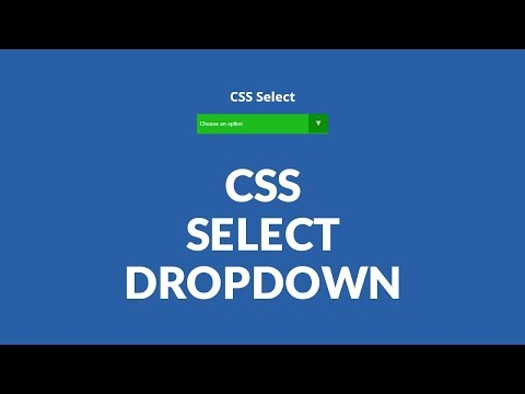 Download How To Create A Custom Select Box Styling Select Dropdown