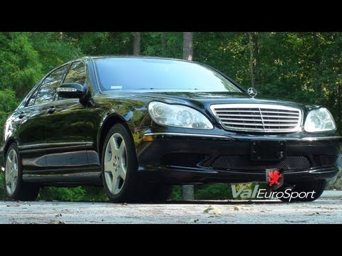 black on black 03 mercedes s600 sport amg v12 87k miles. Black Bedroom Furniture Sets. Home Design Ideas