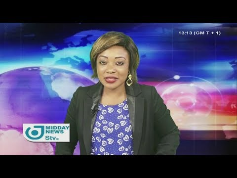 STV MIDDAY NEWS 01:00 PM - Friday 15th...