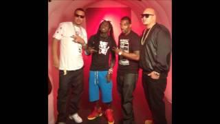 Fat Joe Yellow Tape (Feat Lil Wayne, A$AP Rocky & French Montana) CDQ/dirty Lyrics