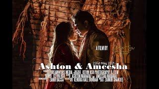 Ashton + Ameesha   22.05.2021   Hindu Wedding Film   Kendra Hall, South African Wedding