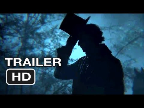 Abraham Lincoln Vampire Hunter Official Trailer #1 - (2012) HD Movie