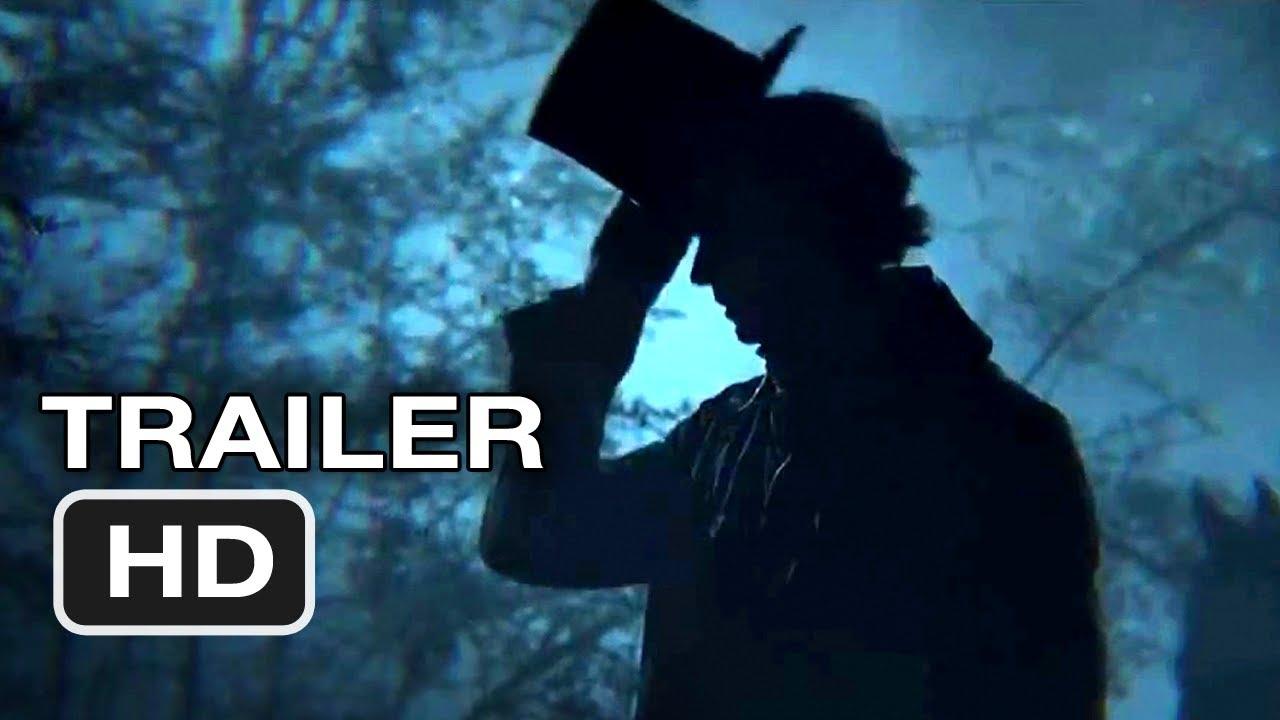 Abraham Lincoln Vampire Hunter Official Trailer 1 2012 Hd Movie Youtube