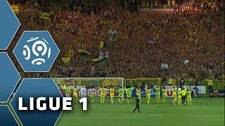 FC Nantes - EA Guingamp (1-0) - Highlights - (FCN - EAG) / 2015-16