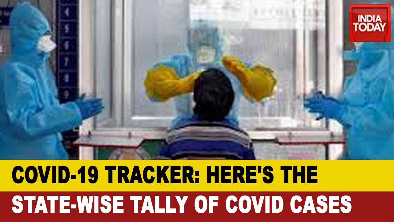 Covid 19 Tracker India Today Brings Latest Numbers Of Coronavirus Cases In India Youtube
