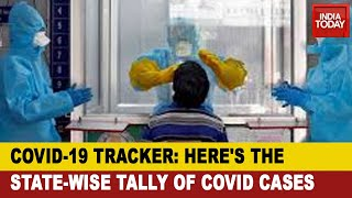 Covid-19 Tracker: India Today Brings Latest Numbers Of Coronavirus Cases In India