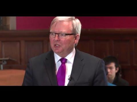 Australia's indigenous past | Kevin Rudd