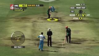 Ashes Cricket 2009 4K Gameplay PC