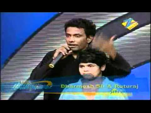 Dance Ke Superstars May 13 '11 - Dharmesh & Ruturaj