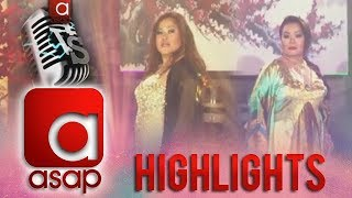 ASAP Versus: World-class divas Dulce and Ima's vocal showdown on ASAP Versus
