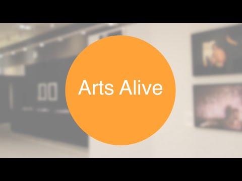 Arts Alive: Art - Episode 8 | Bay TV Liverpool
