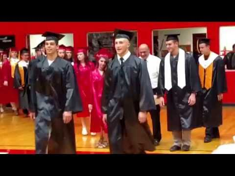 Central Cambria High School Commencement