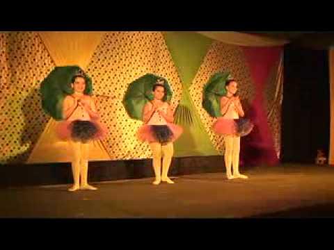 Ballet Studio: A MAGIA DO CIRCO