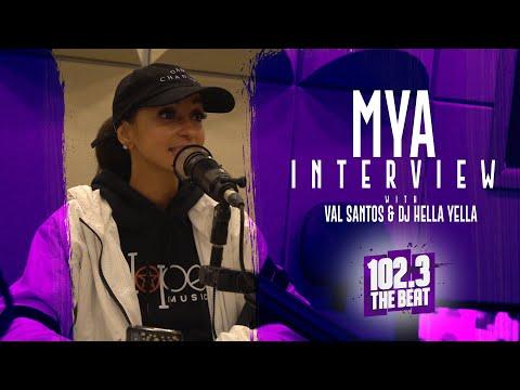 DJ Hella Yella (58498) - Mya on what she learned in Texas