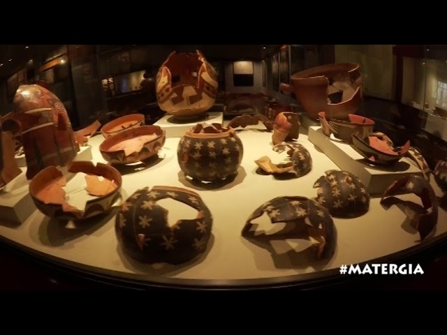 MUSEO DE NASCA ANTONINI VISITA DESCRIPTIVA: UN MOAI DE PASCUA EN PERU?
