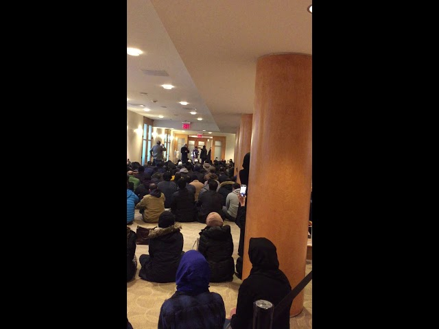 Muslims invited to worship in New York synagogue after fire