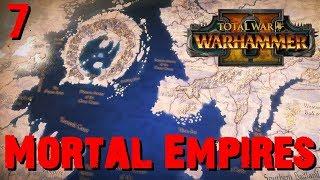 Total War: Warhammer II (Кооп-Противостояние) ►