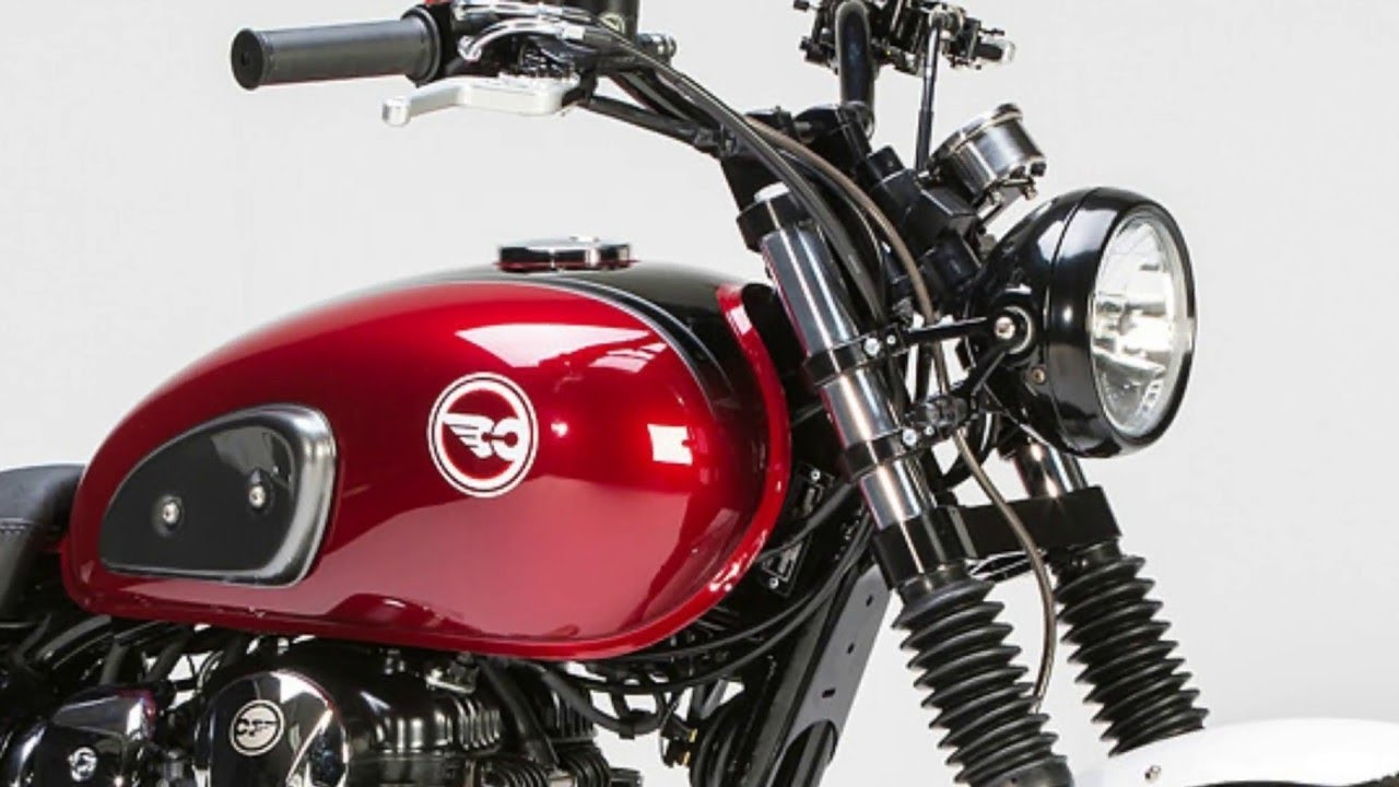 2019 Kawasaki W175 Retro Immediate Release In Indonesia ...