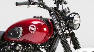 2019 Kawasaki W175 Retro Immediate Release In Indonesia