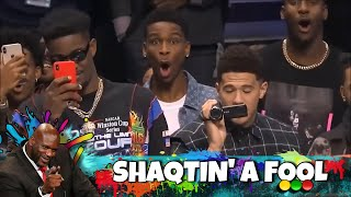 Shaqtin' A Fool: All-Star Edition