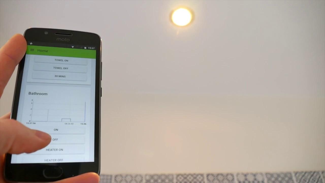Home Automation with Raspberry Pi, MQTT, and Espruino