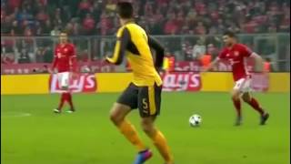 бавария 5:1 Арсенал  Лига Чемпионов 2016/17  1/8 финала  Обзор матча