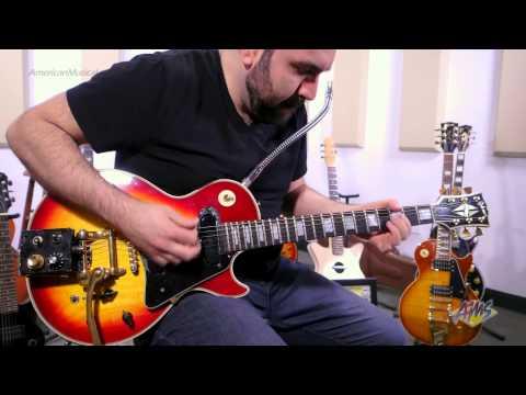 "Les Paul's Historic Guitars with Richie Castellano - ""West Coast"" Recording Guitar Performance"