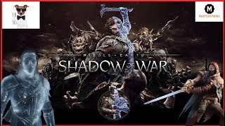 MASTERSTROKE - Let's Play Middle Earth, Shadow of War 🎮🇸 🇹 🇷 🇪 🇦 🇲 39🎮  戦い -  ¡Lucha!