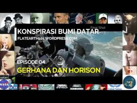 Konspirasi Bumi Datar (bahasa Indonesia) bag. 4