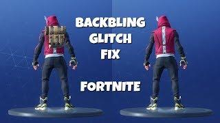 How To Fix Backbling Glitch   Fortnite Season 5