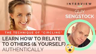 Ep 154 Sivana Podcast: Learn How to Relate to Others (and Yourself) Authentically w/ Guy Sengstock