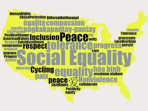 The 5 Principles of Social Equality