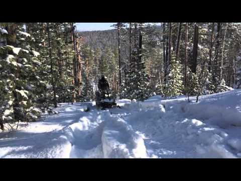 Ski-doo skandic swt 900 ace