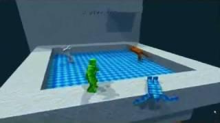 TOILET JUMPING! - Sumotori Dreams - (Part 2)