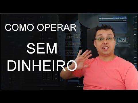 Como Operar no Mercado de Criptomoedas SEM DINHEIRO .