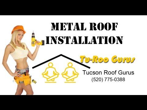 Corrugated Metal Roofing Tucson AZ - Tucson Roof Gurus