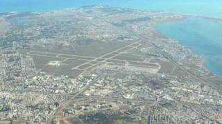 Tunis from the sky