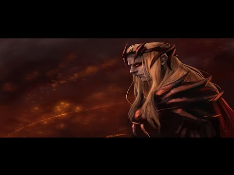 Lord of the Rings - Sauron [Music Video V2] Music: E Nomine - Mysteria [Full HD]