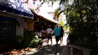 Gulf Coast Destination: St. Armands Circle, Sarasota FL